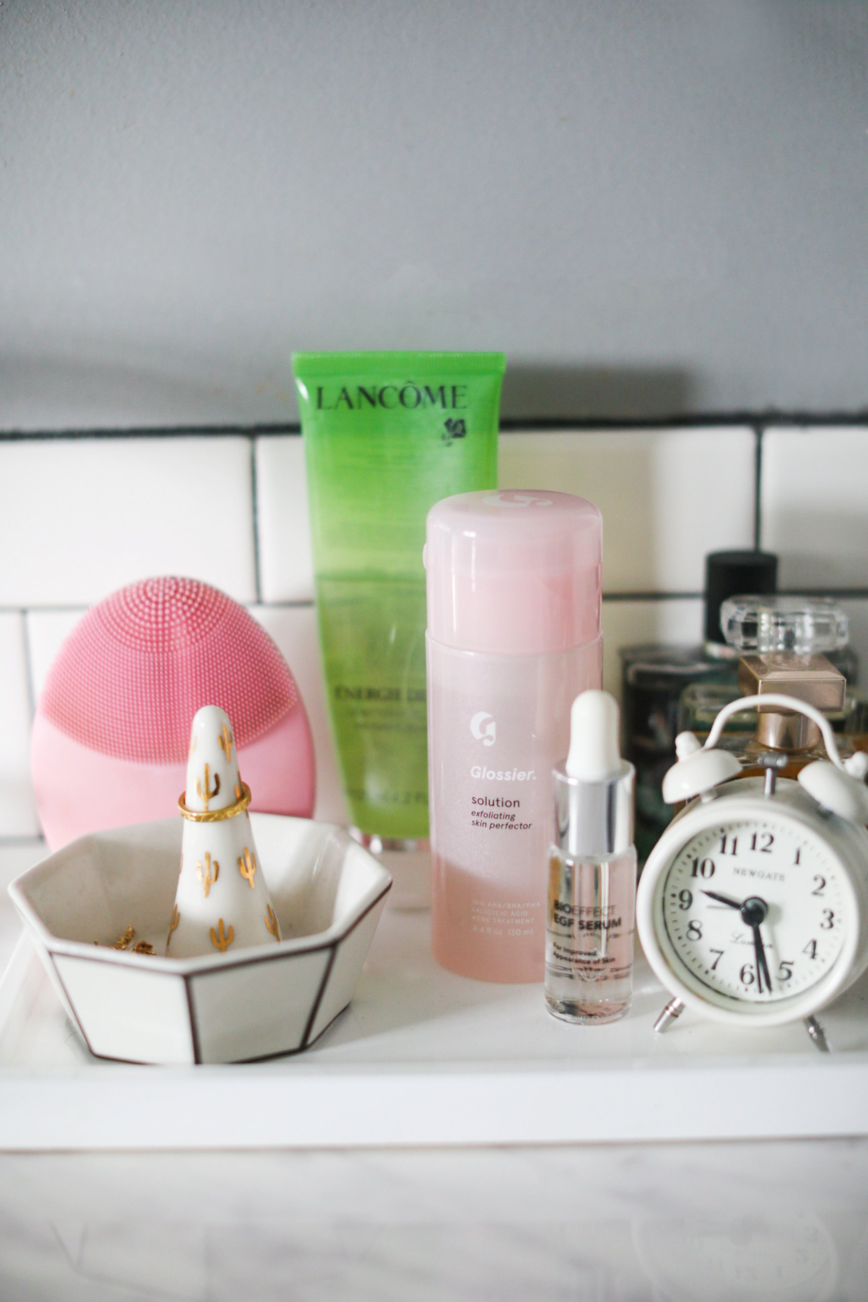 day and night skincare rituals - simple