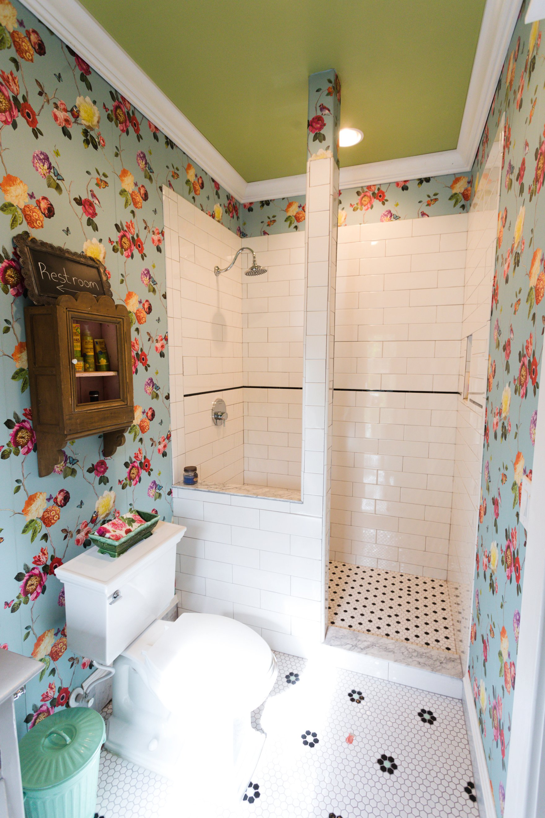 carriage house downtown boho farm and home two story downstairs bathroom