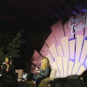 create and cultivate Los Angeles conference Kim kardashian west interview