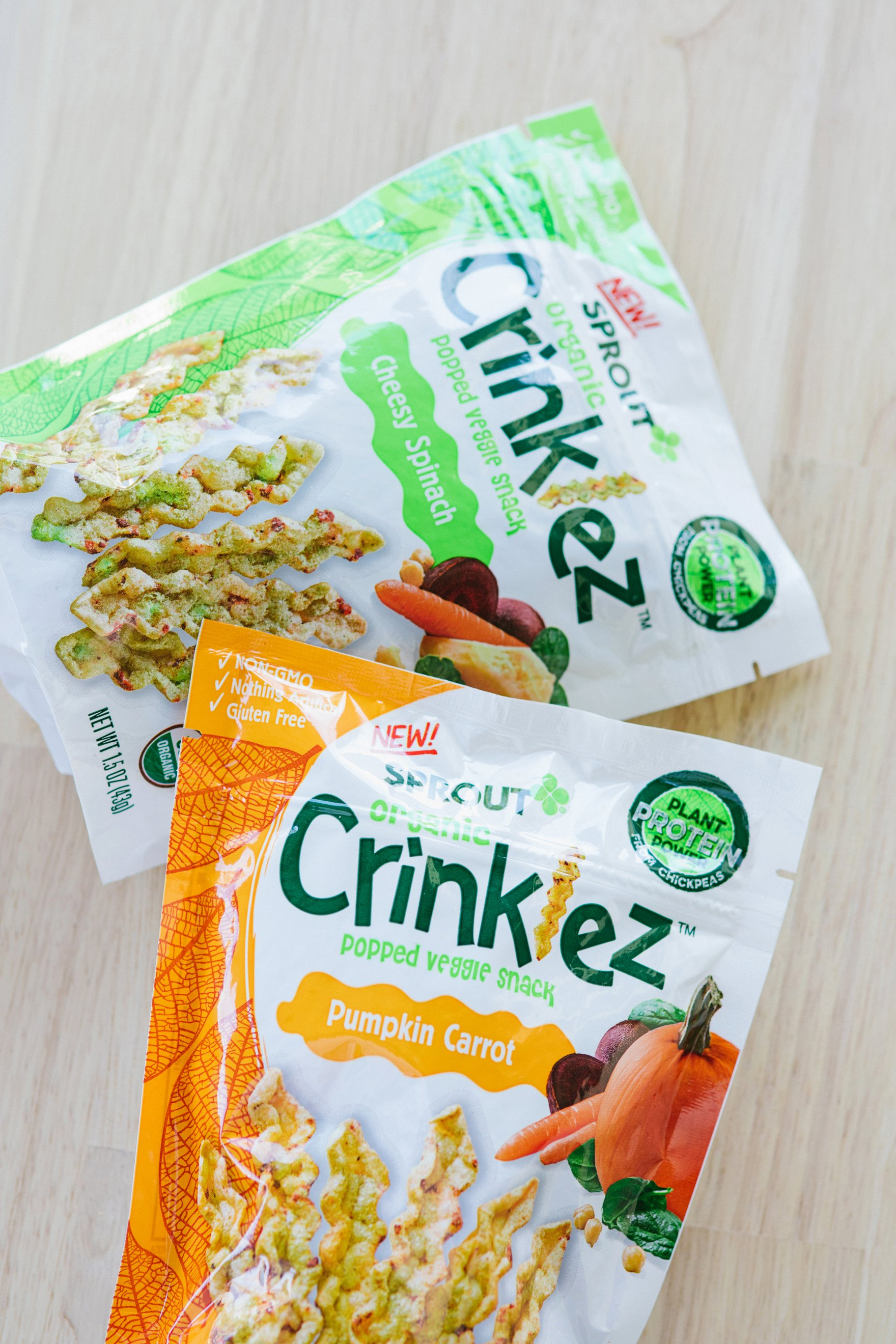 Sprout® Organic Crinklez