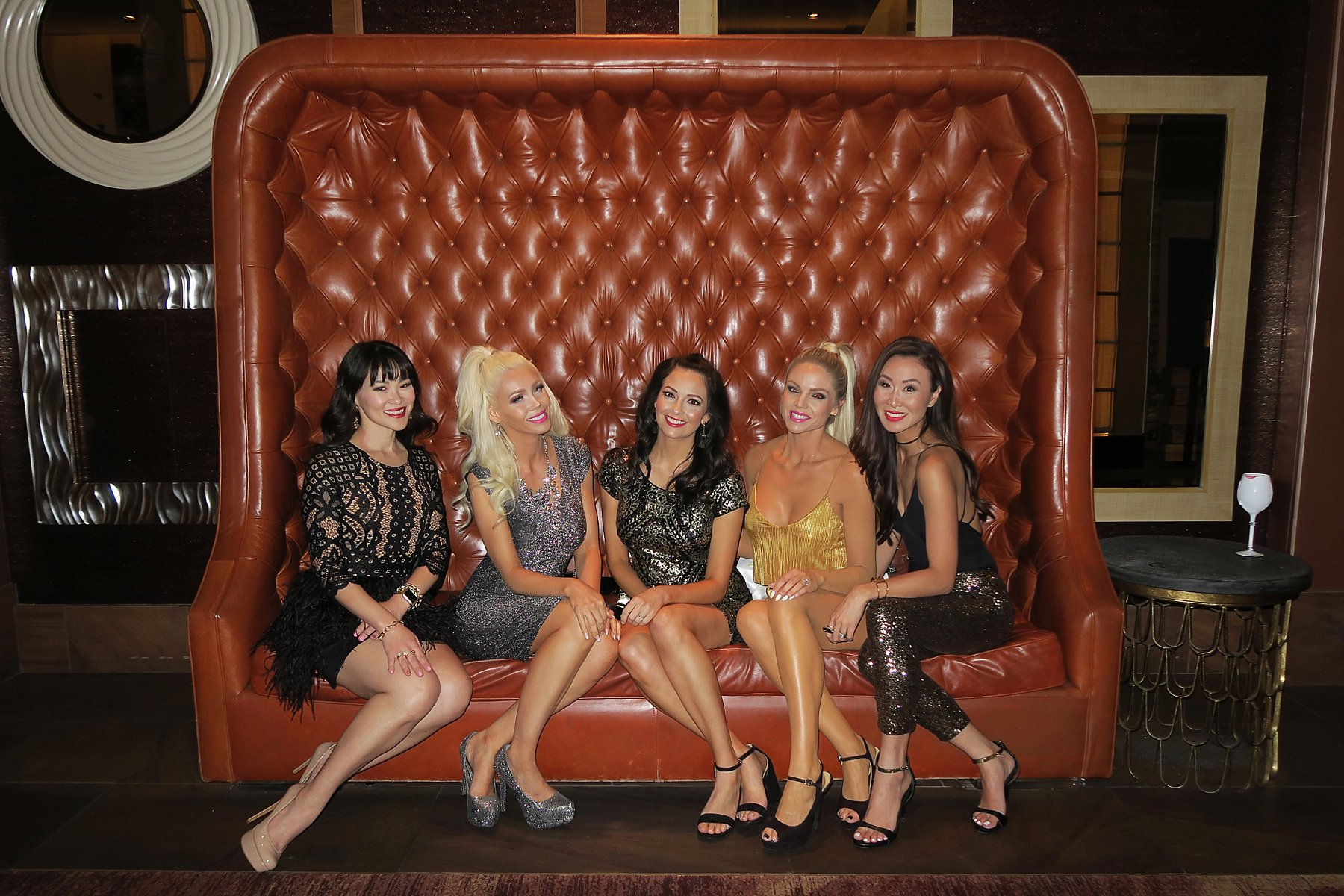Vegas girl's trip fun things to do - Delano hotel