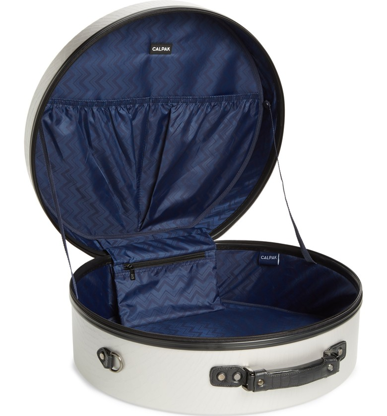 calpak hat box travel