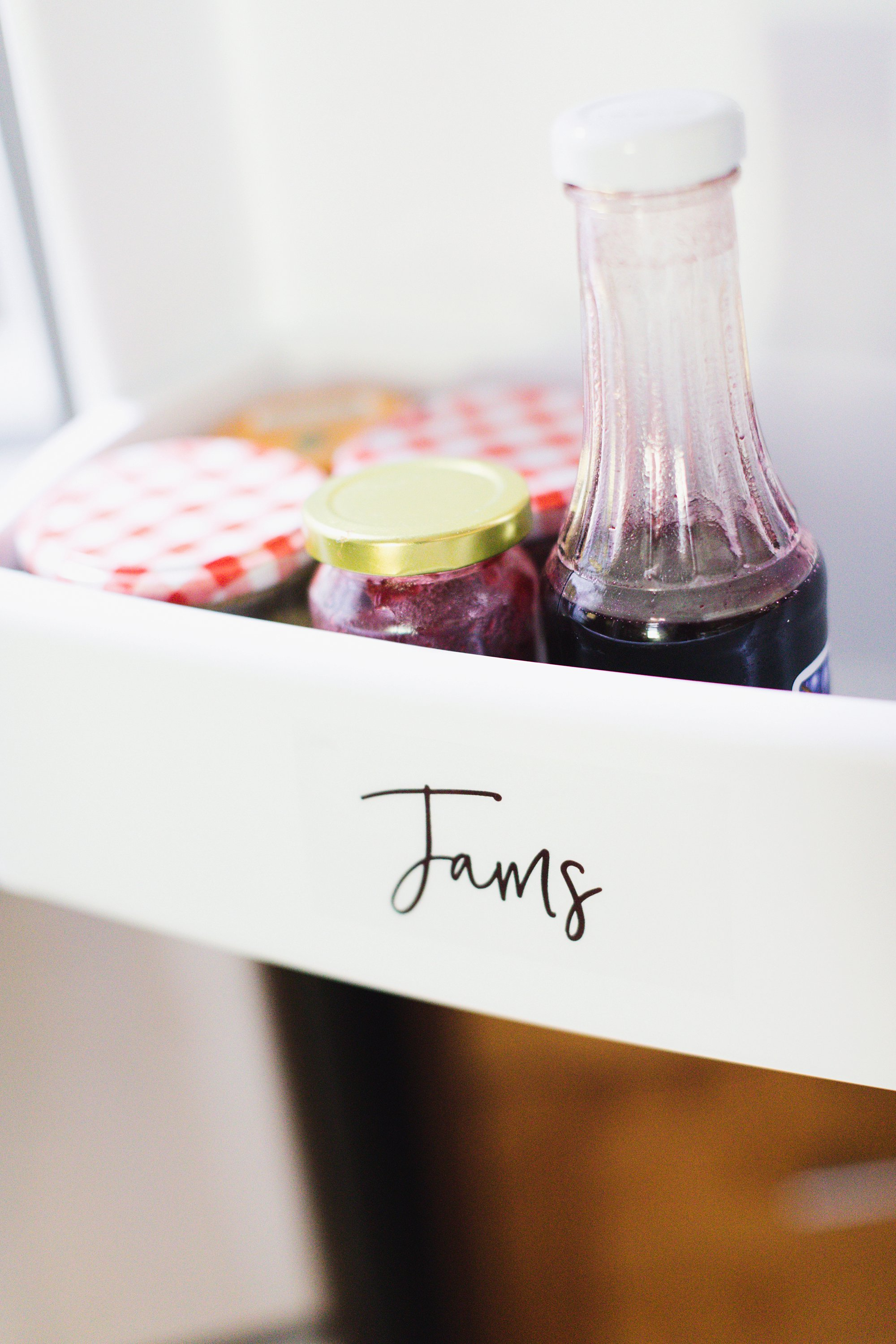 Create Custom Pantry and Refrigerator Labels | Diana Elizabeth