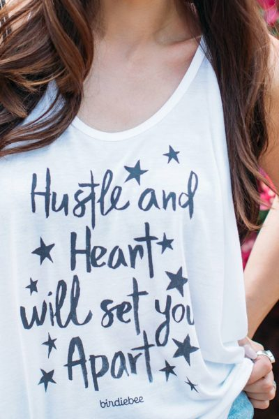 Hustle and heart will set you apart! My story of leaving the corporate world/corporate job to pursue a full-time career as a full-time entrepreneur doing photograph graphic design and blogging full-time. Sharing my trials and triumph and how I knew it was time to leave.