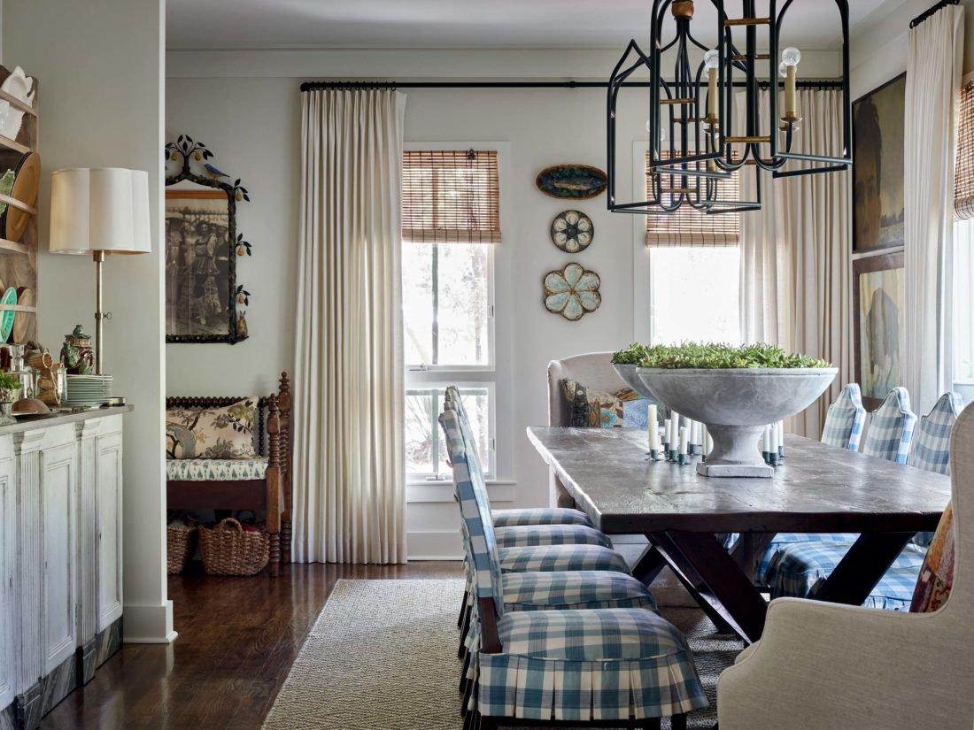Erika M. Powell's home in Florida / PHOTO: EMILY FOLLOWILL / Garden & Gunn magazine