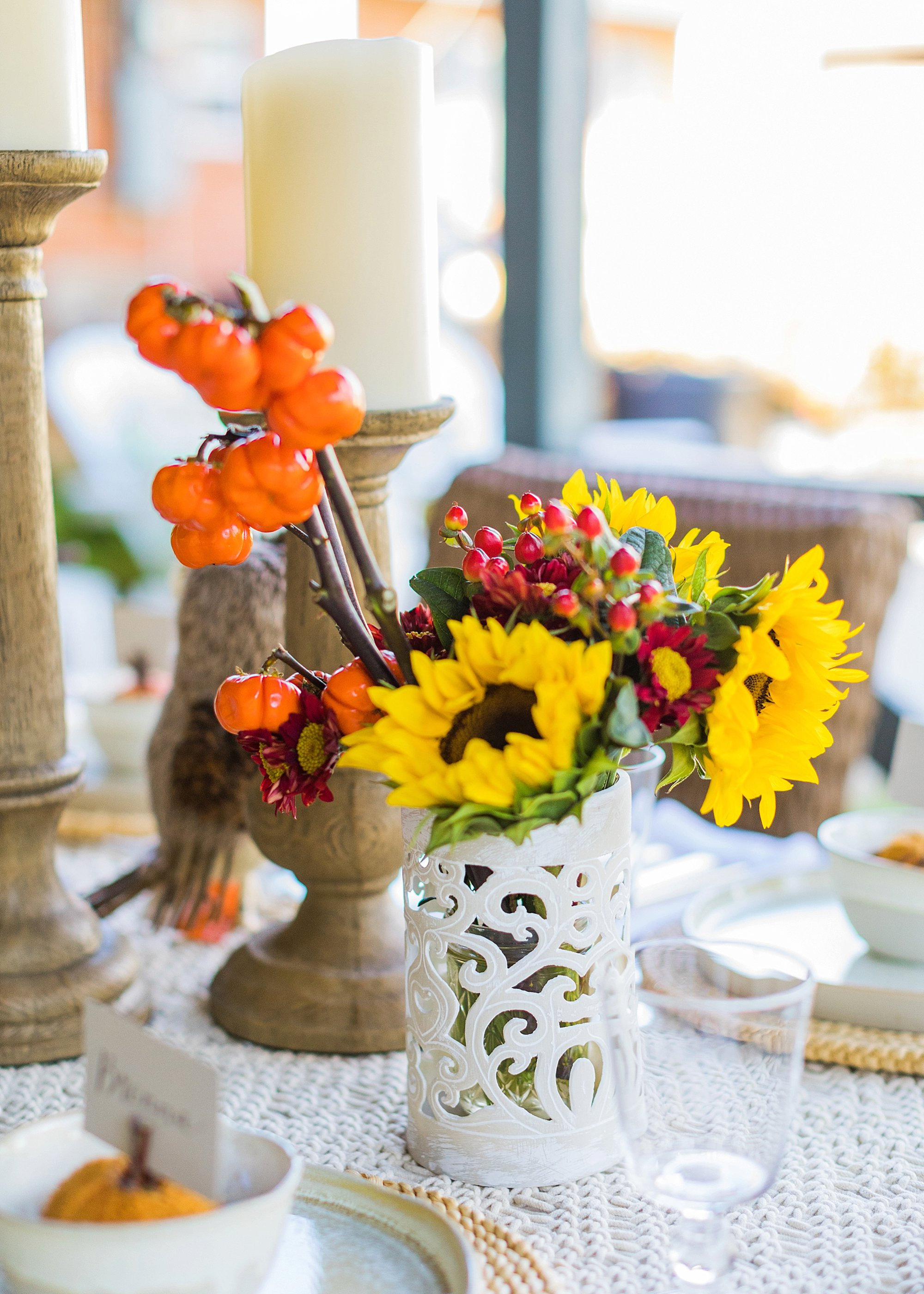 Outdoor Fall Decorating For Entertaining And Gatherings With