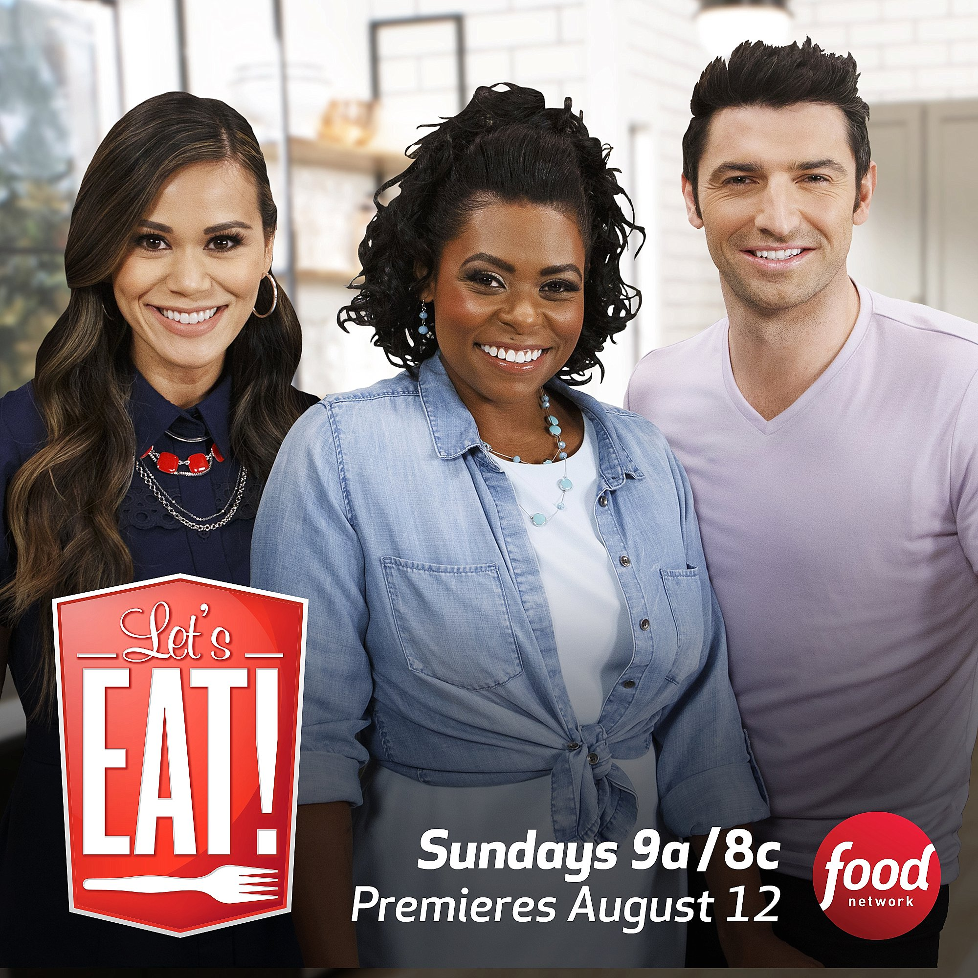 Interview with Let's eat with co-host Brandi Milloy on the food network