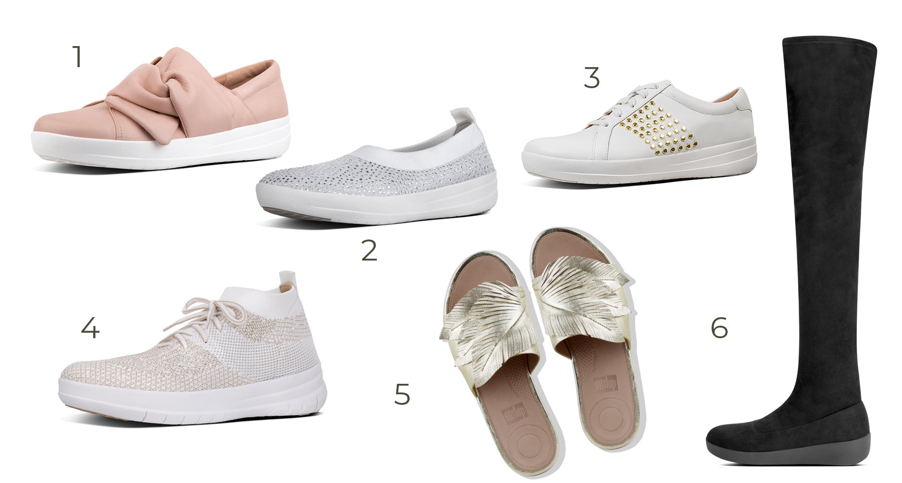 fitflop picks from lifestyle blogger Diana Elizabeth comfortable ergonomic shoes