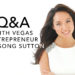 Q&A with entrepreneur Lisa song Sutton on the blog 5x business start up