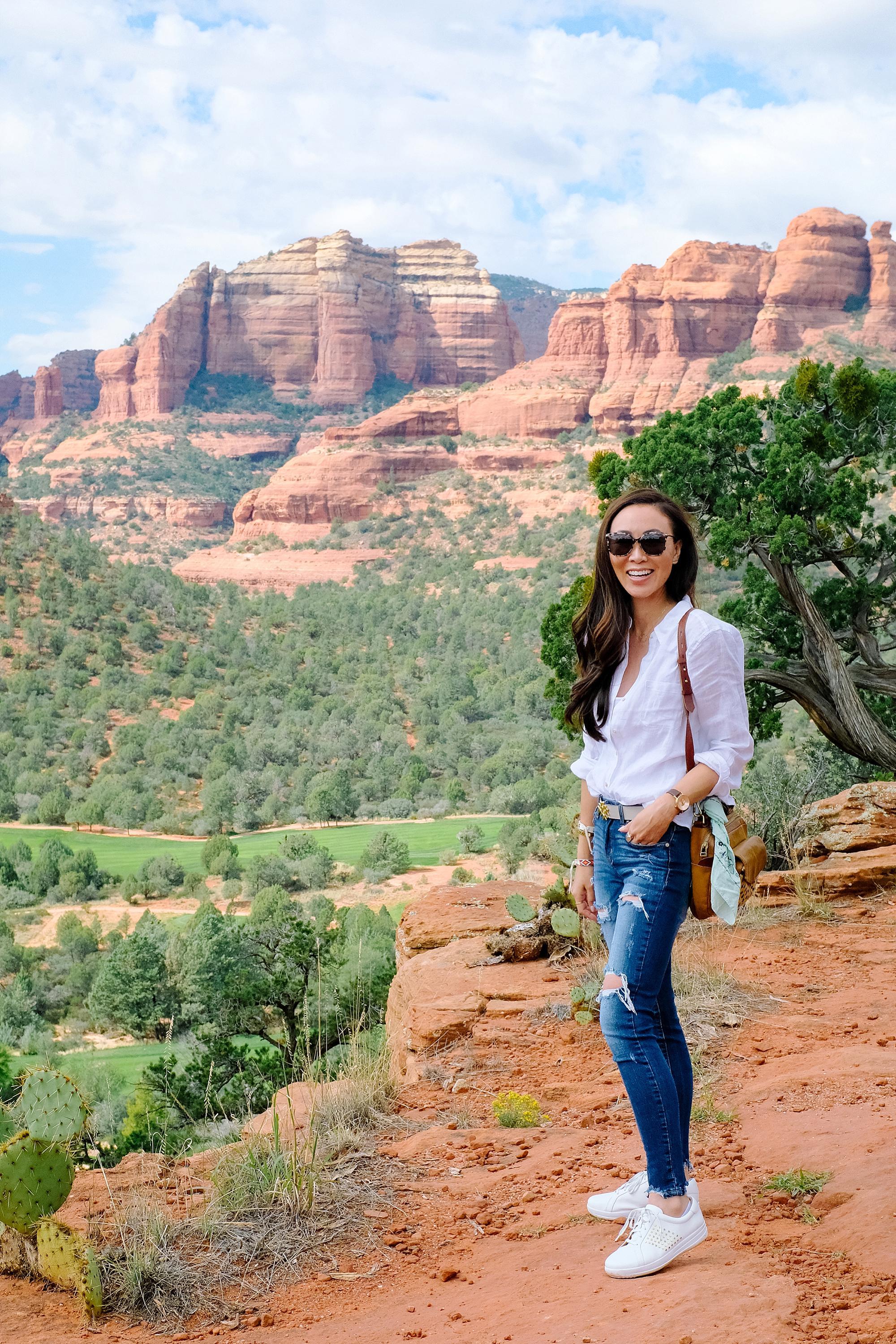 Sedona Jeep red rock tour safari at seven canyons