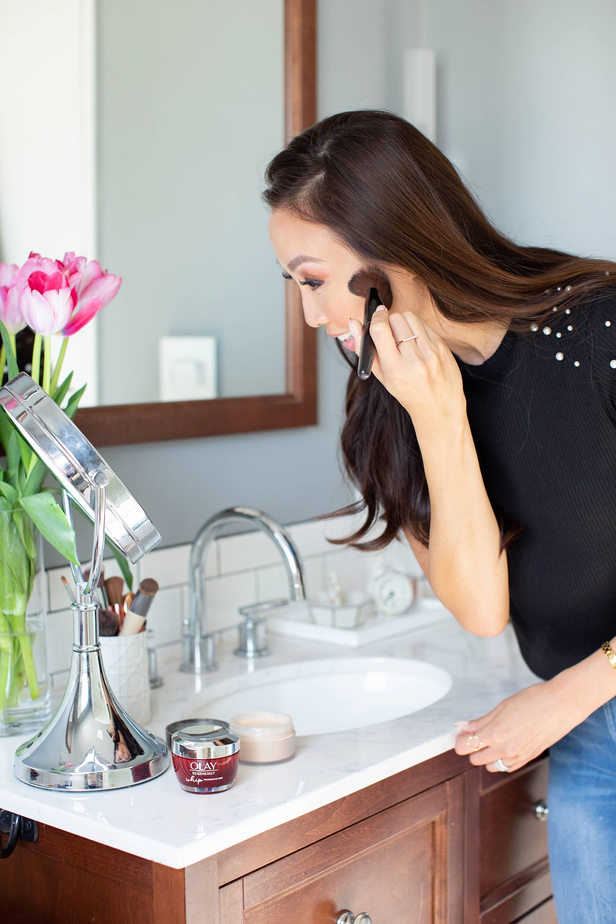 olay fragrance free moisturizer whip regenerist