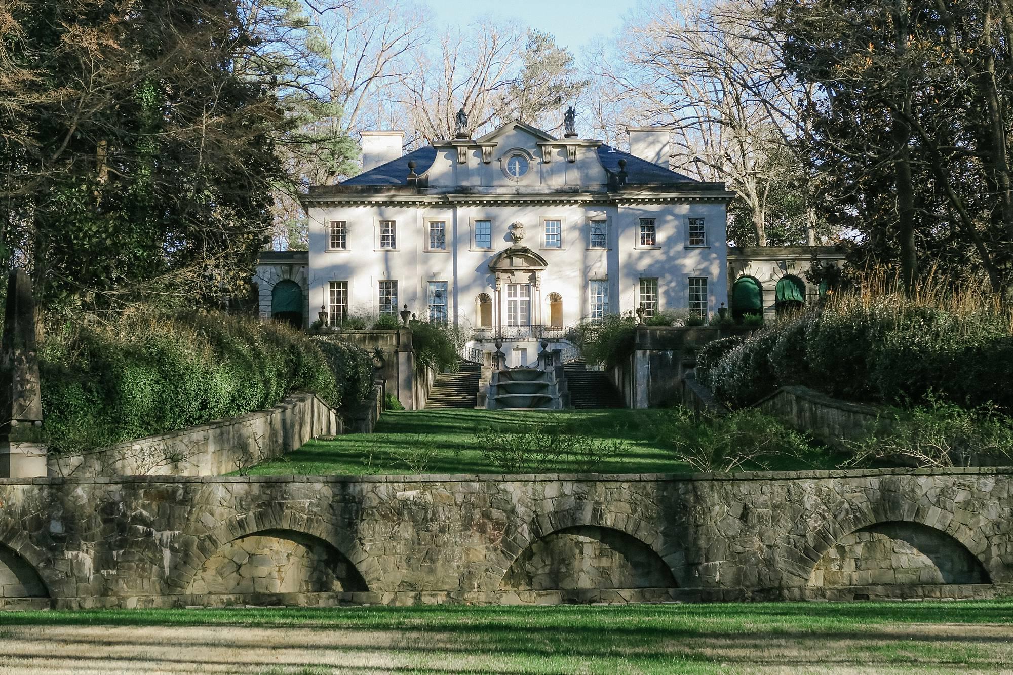 Atlanta Swan House