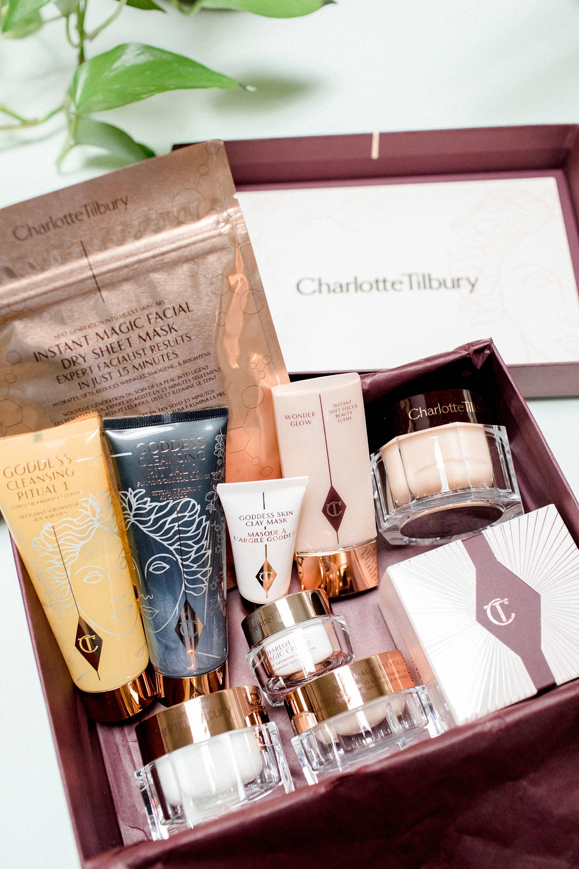 Charlotte Tillbury review of products