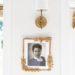 Brass Flower And Leaf Wall Art Light Gold - Opalhouse™