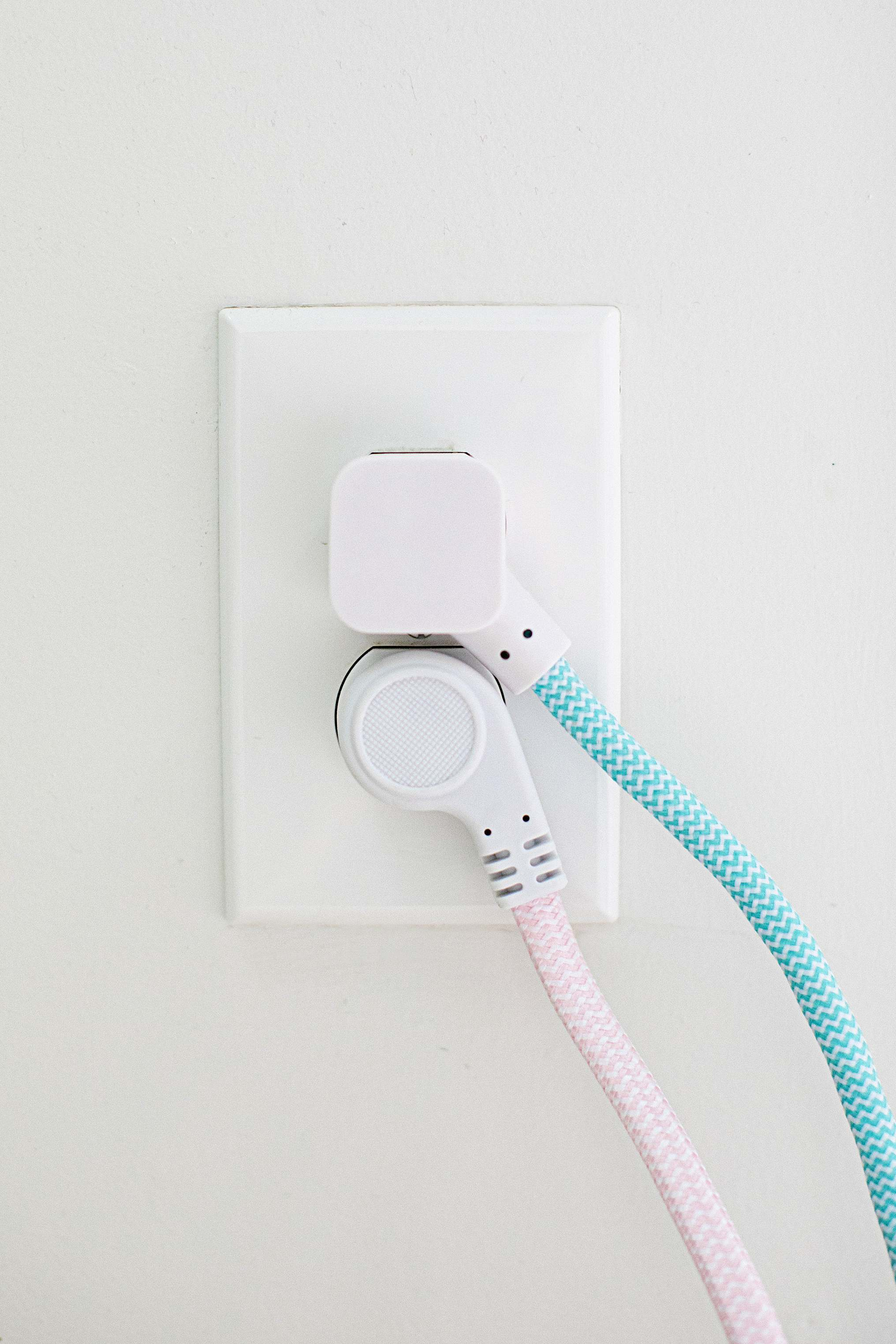 flat plug extension cord Cordinate