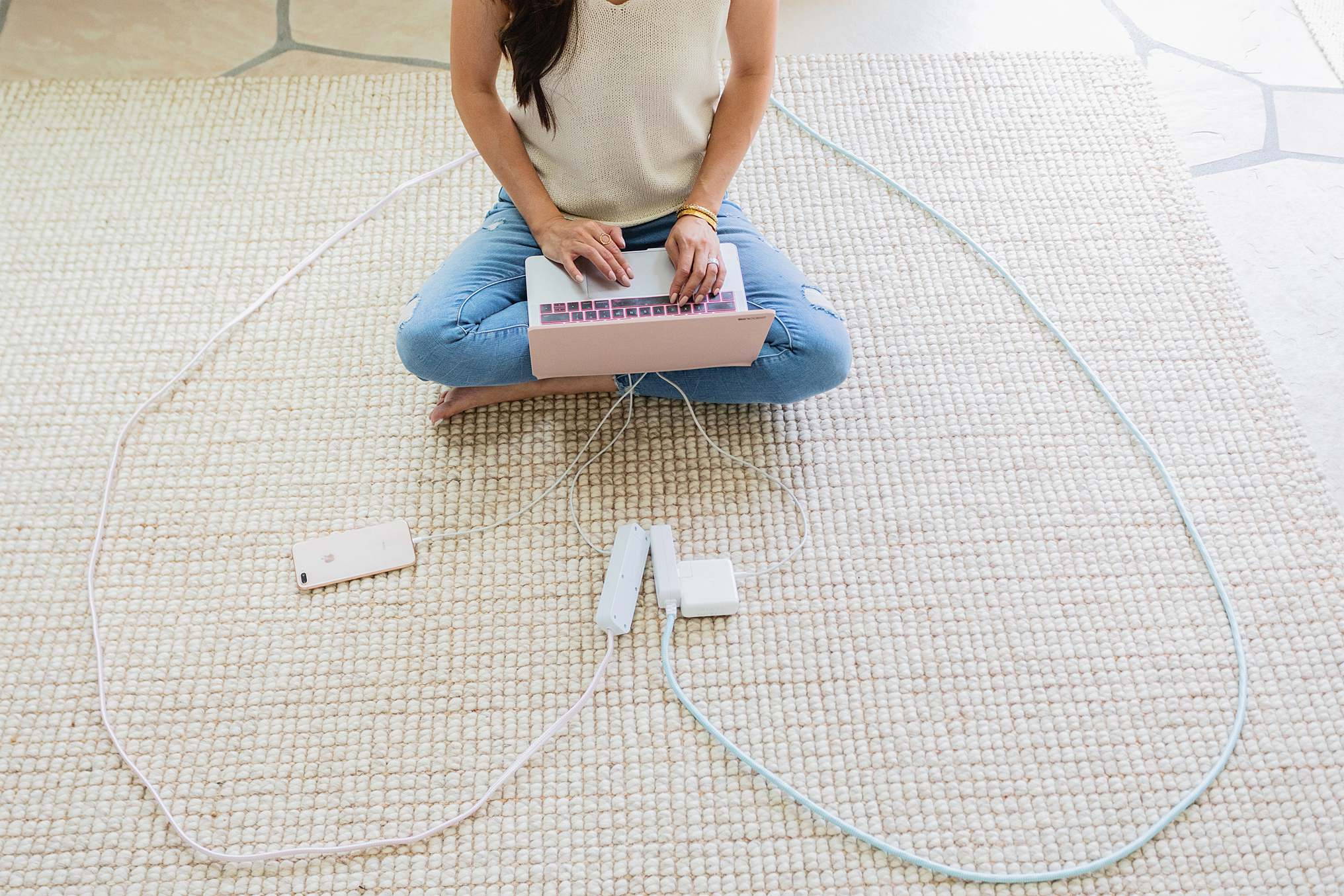 extension cords for your home, stylish and functional