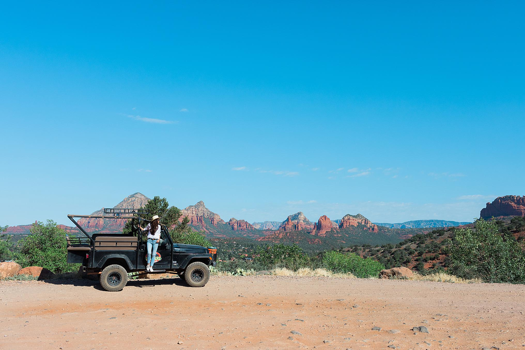 Jeep Tour Sedona arizona