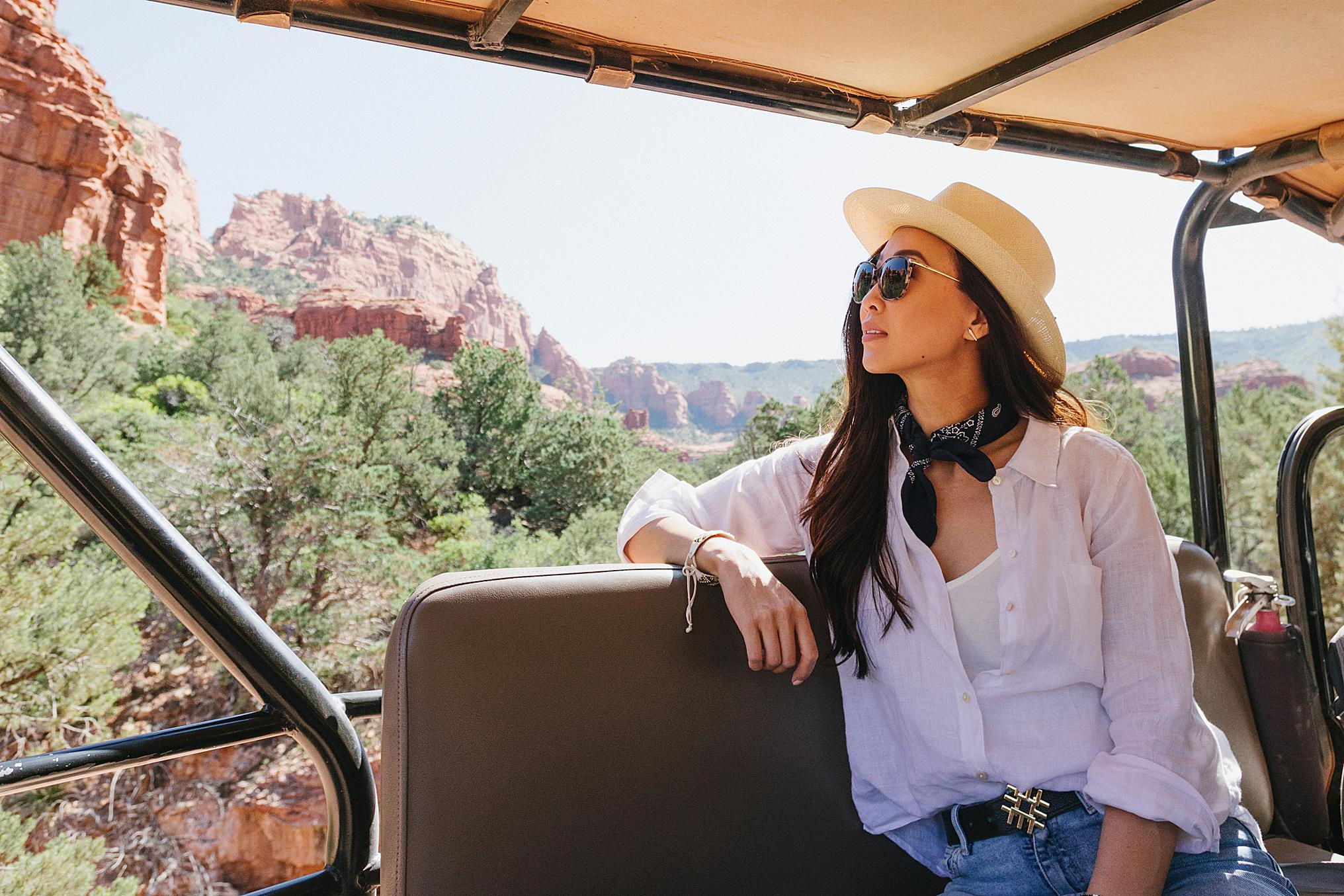 safari sedona arizona Jeep Tour