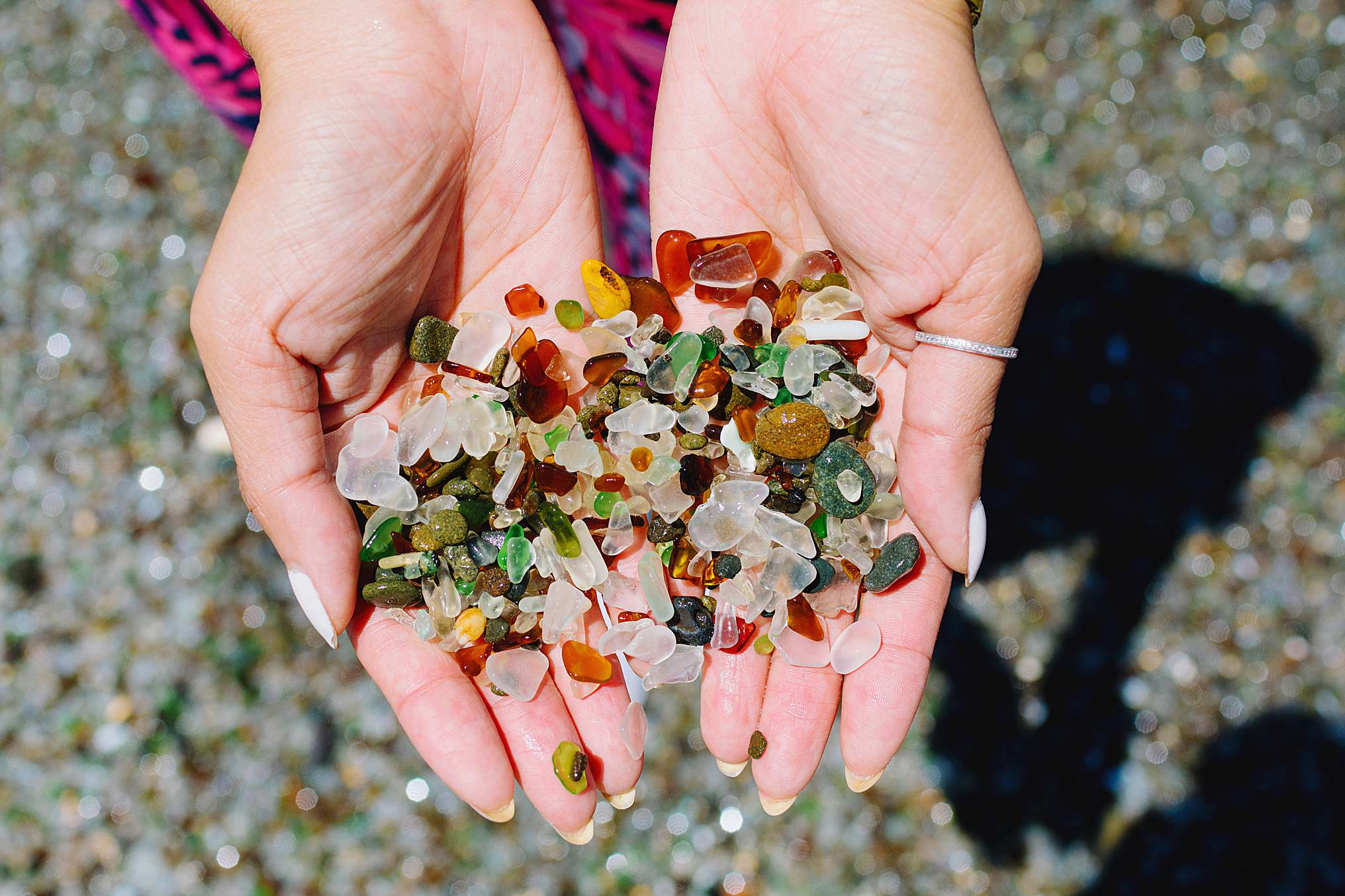 glass beach Fort Bragg Mendocino county is there glass on glass beach -Diana Elizabeth blog lifestyle blogger