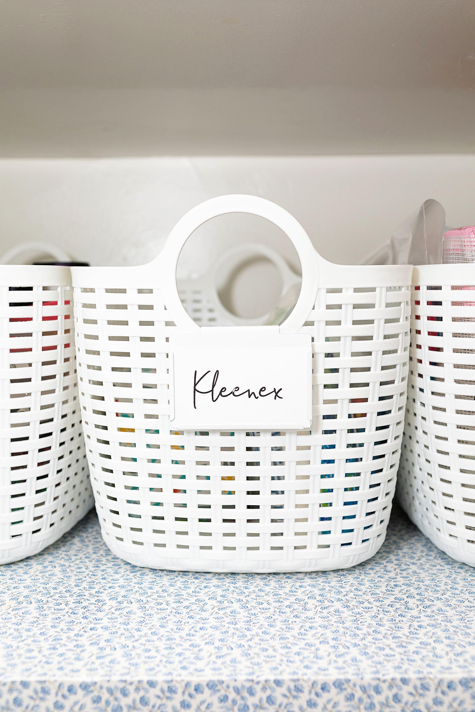 Organizing The Linen Closet Diana Elizabeth