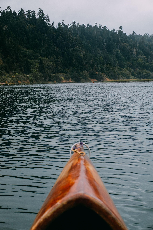 catchacanoe canoe rental for big river in Mendocino County