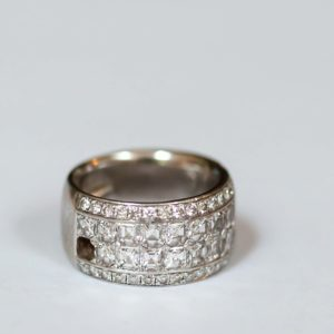 how to find a lost diamond wedding ring