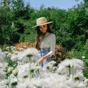 Mendocino County botanical gardens