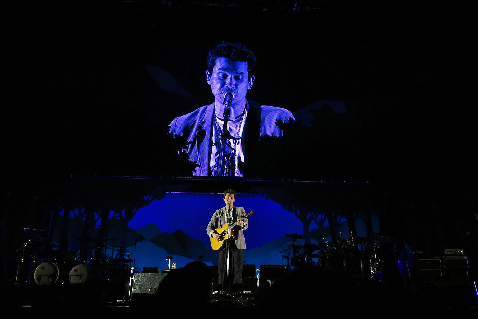 John Mayer phoenix 2019