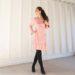 odd Molly pink dress ruffle