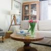 solid oak table traditional anthropologie