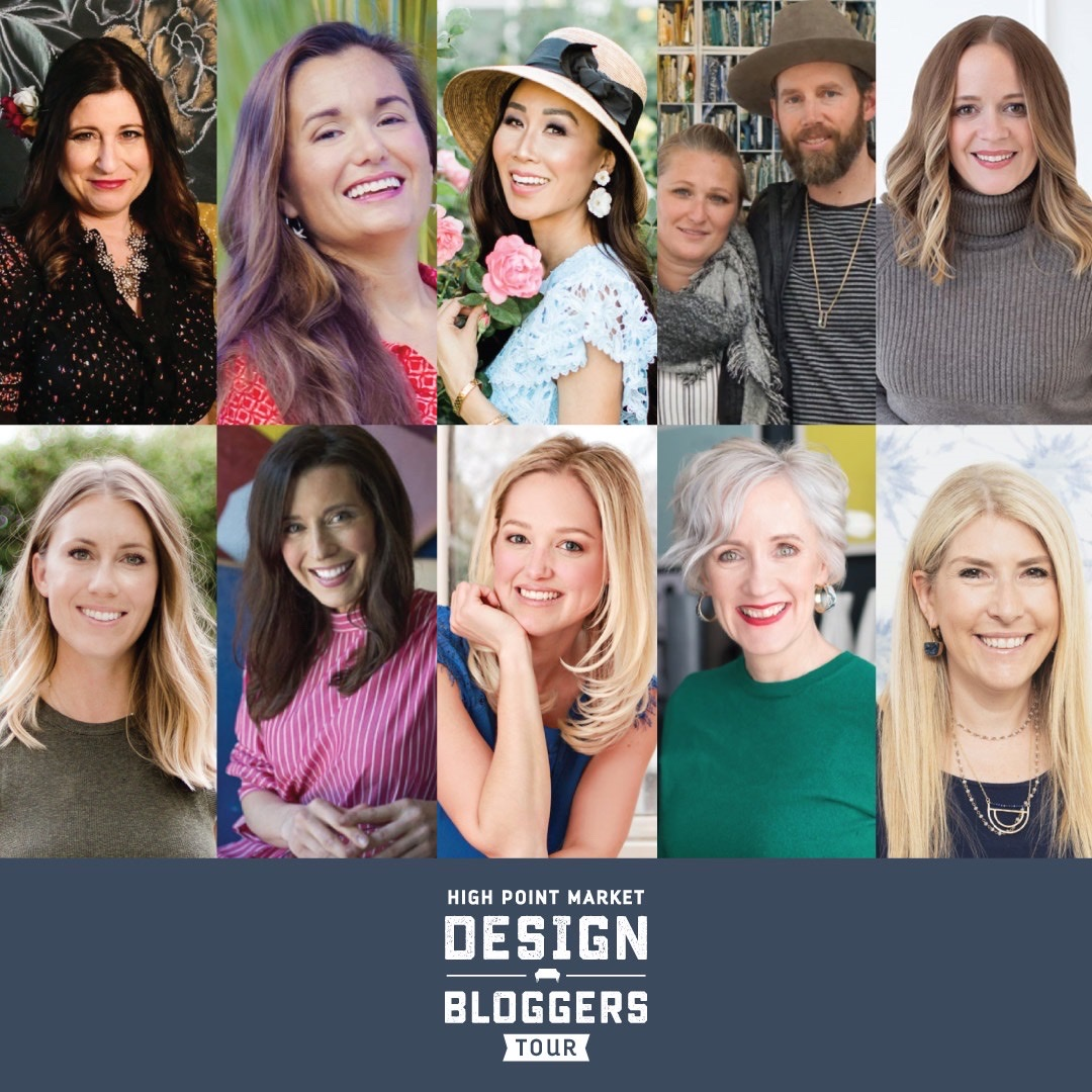 High point market bloggers 2020