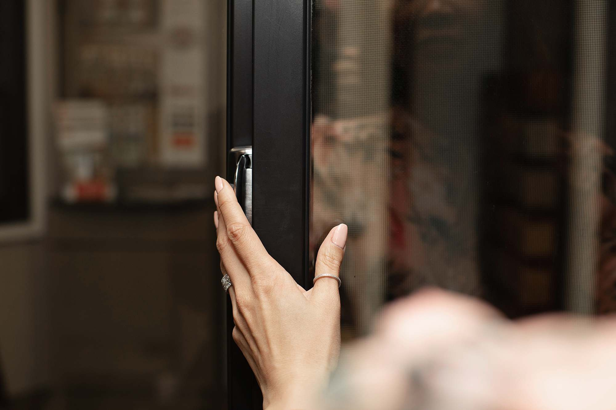 automatic locking window casement Milgard lifetime warranty best windows and doors