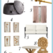 home decor purchases traditional home Diana Elizabeth blog