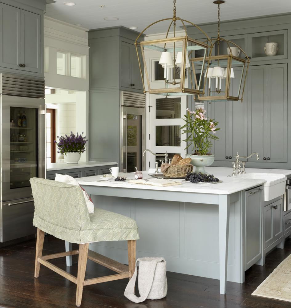 mixed metal kitchens