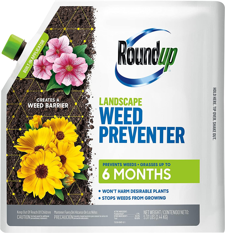 roundup for around plants