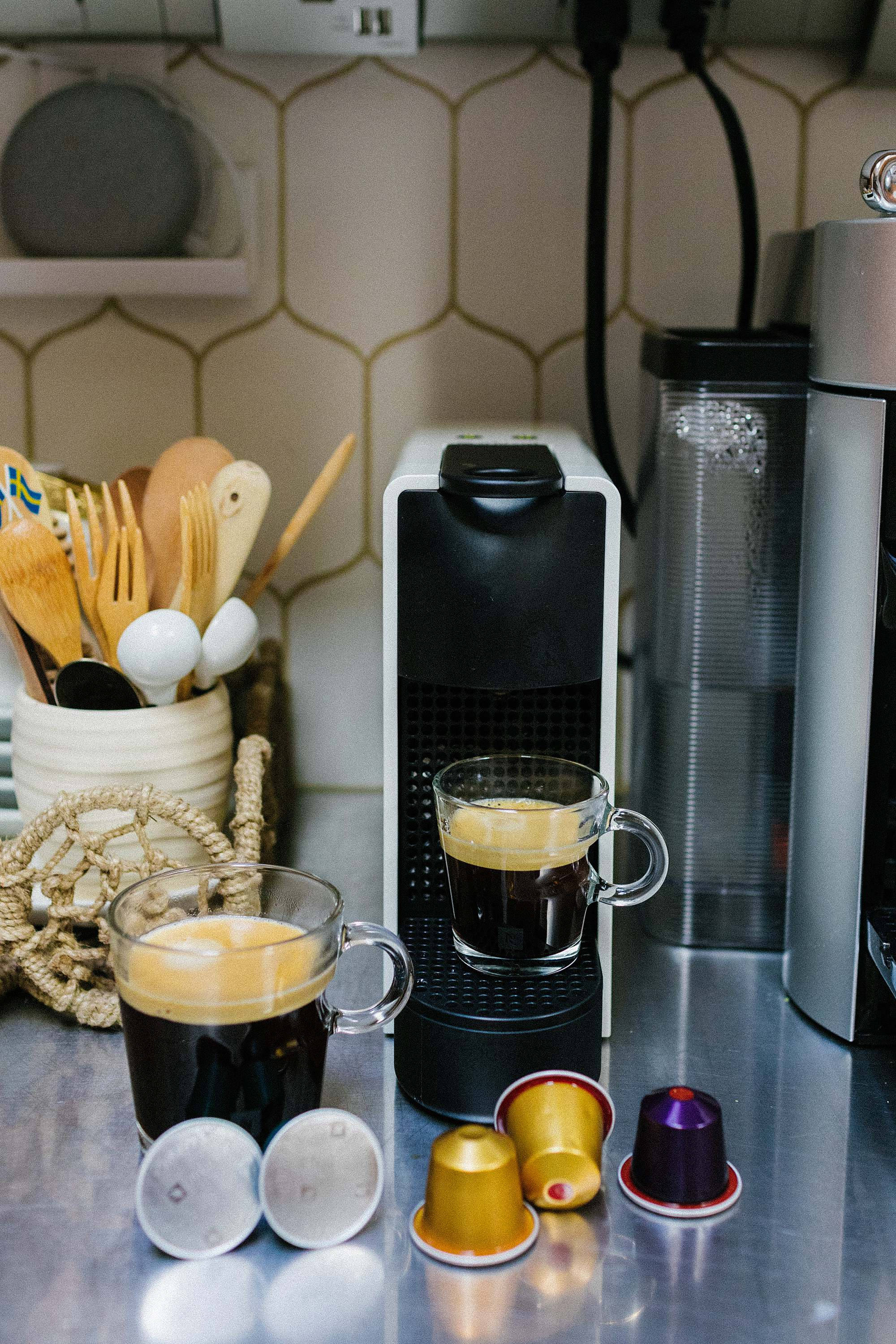Nespresso machine review