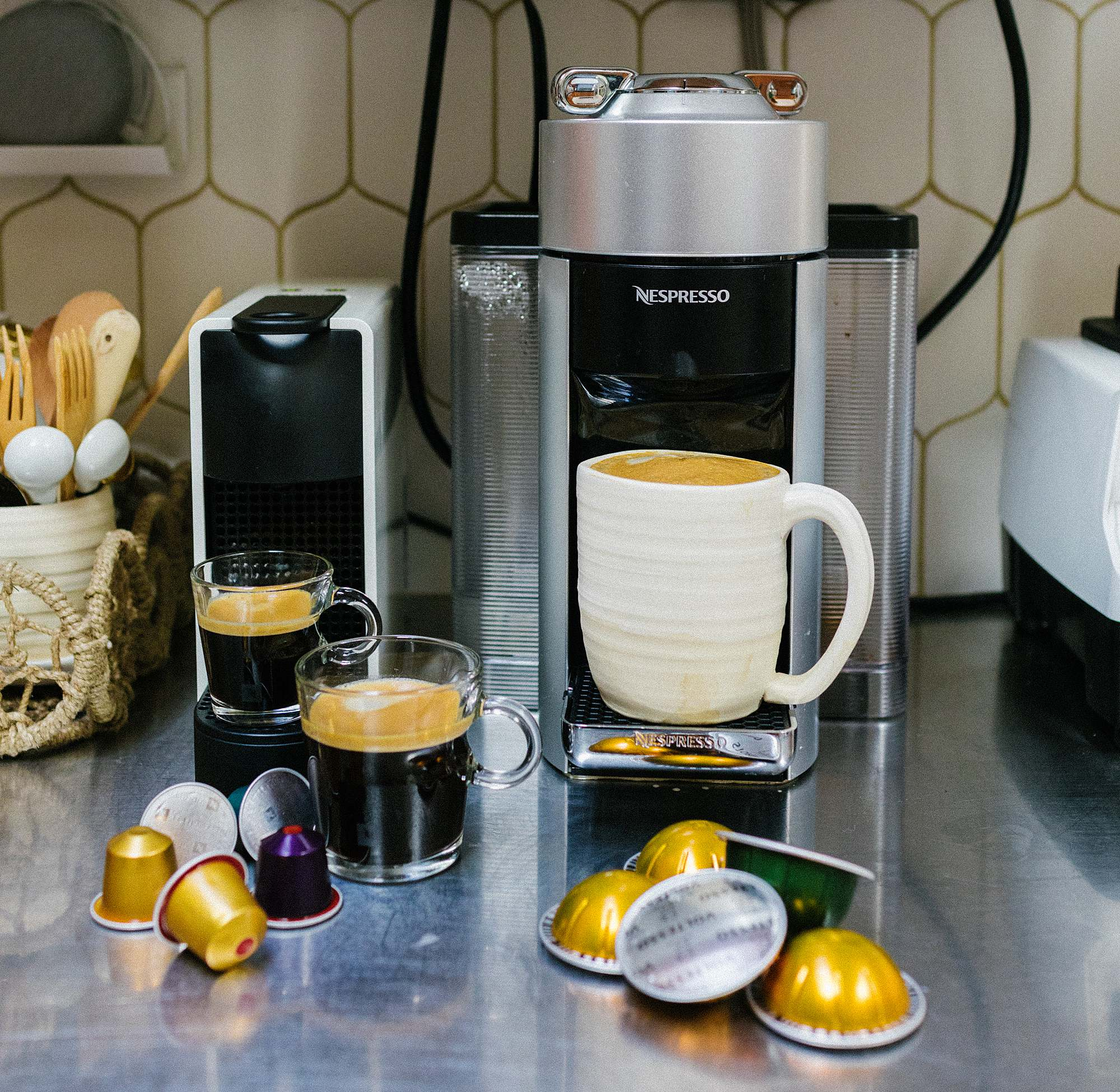 Nespresso machines which one to get? review of the Nespresso machines