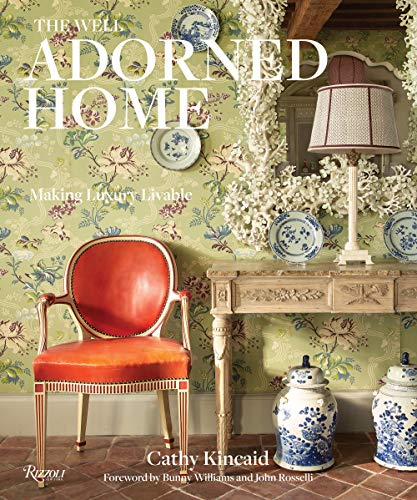 good interior design books - the well adorned home