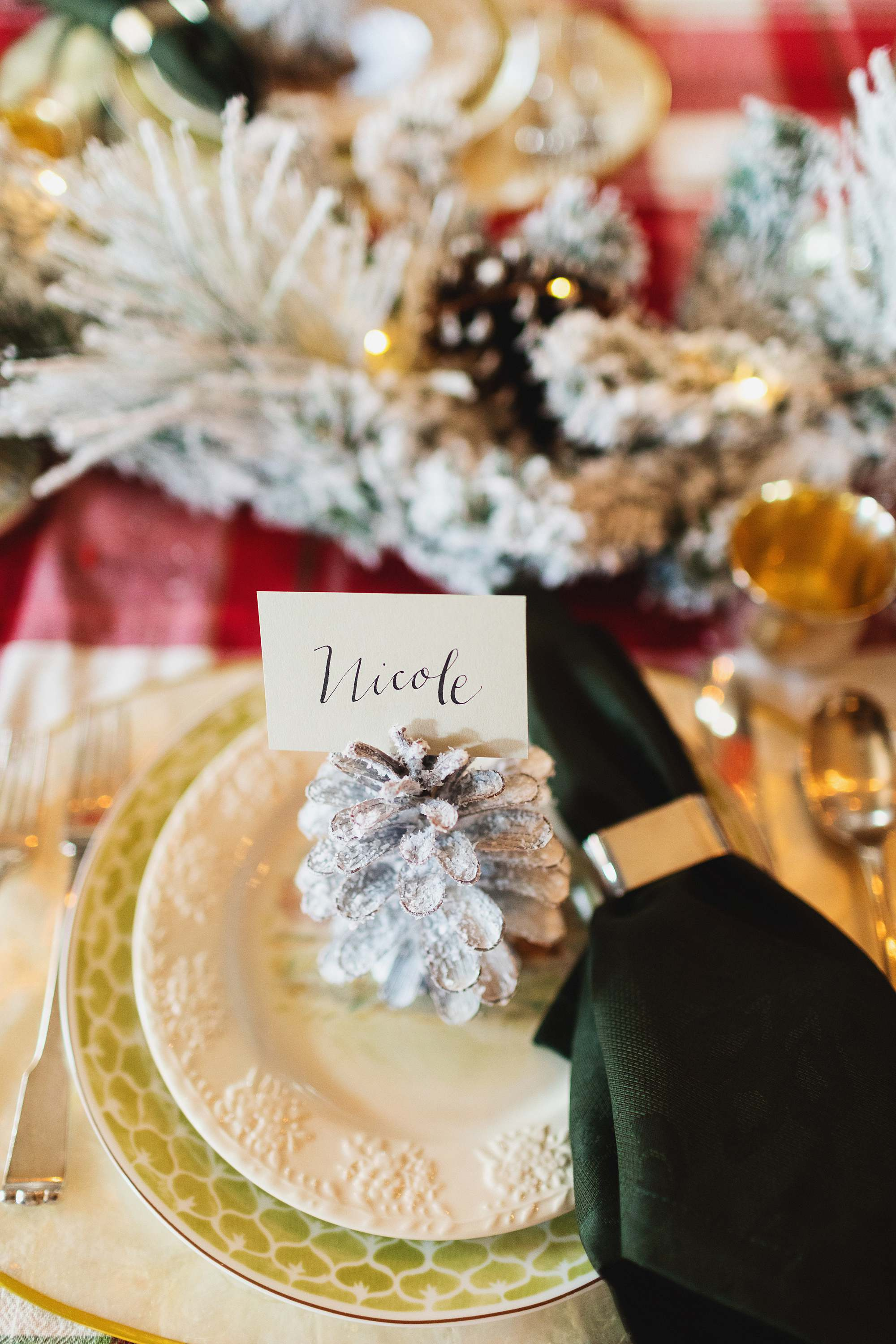 christmas tables cape inspo traditional