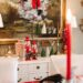 Christmas decor how to save money and save space