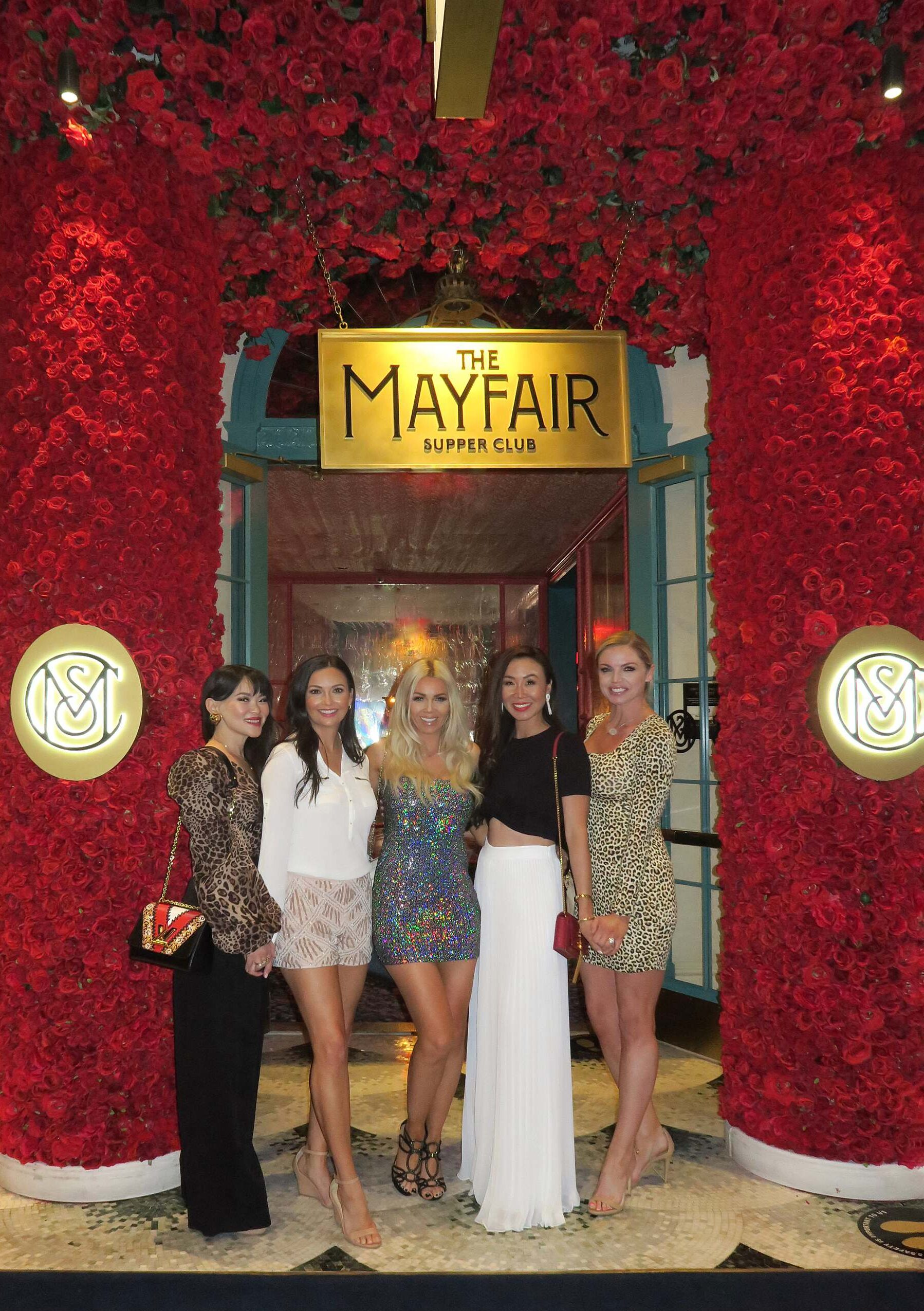 Mayfair at Bellagio restaurant things to do in vegas where to eat