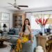 interior home blogger traditional grandmillennial phoenix lifestyle blogger Diana Elizabeth