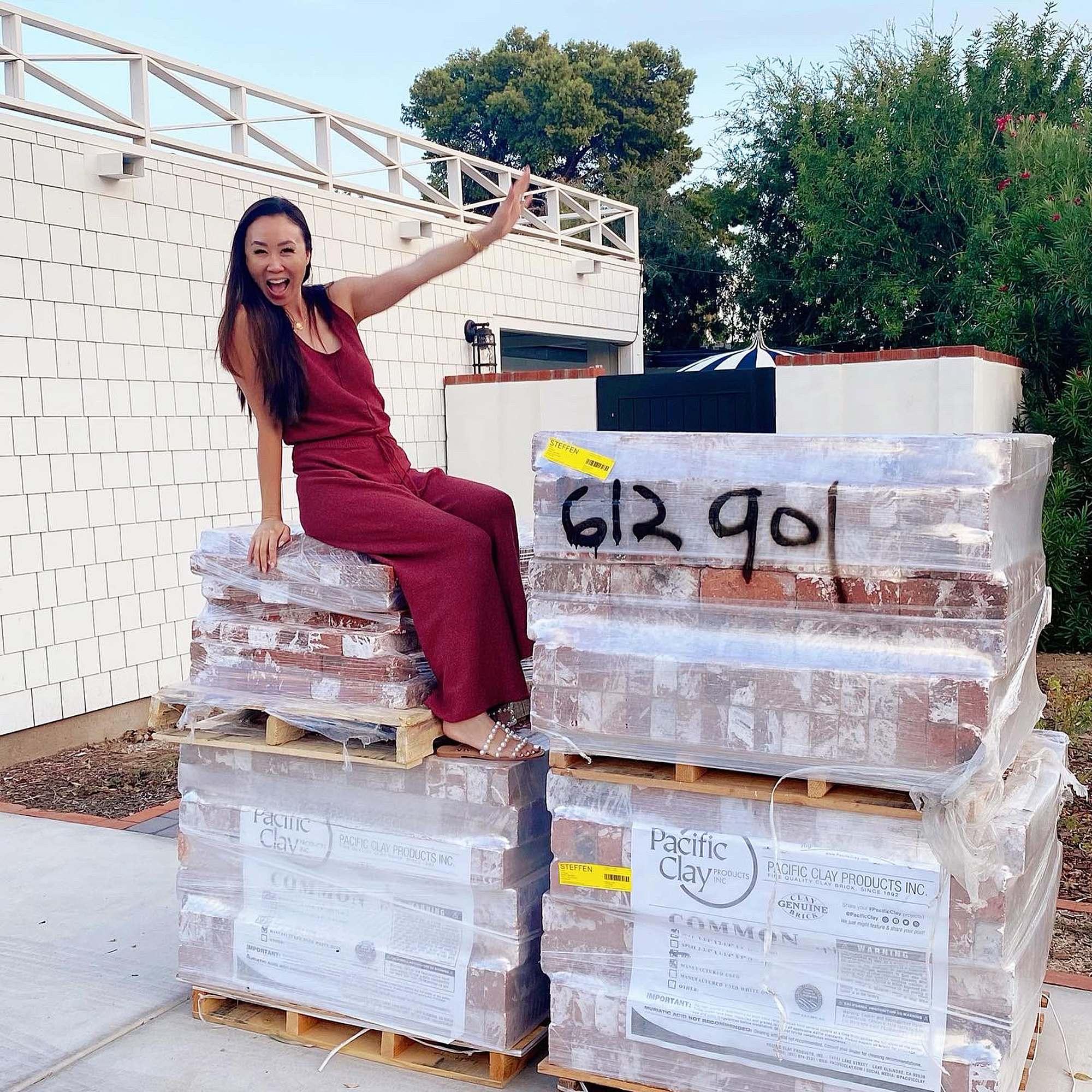 brick delivery home phoenix blogger